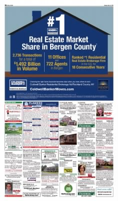 The Herald News From Passaic New Jersey On May 31 2015 R8