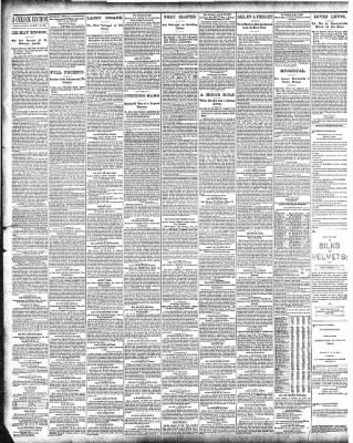 The Brooklyn Daily Eagle from Brooklyn, New York on November 30, 1886 · Page 4