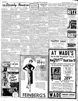 The Courier News from Blytheville, Arkansas on February 16, 1950 · Page 4