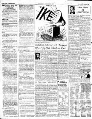 The Courier News from Blytheville, Arkansas on November 5, 1952 · Page 4