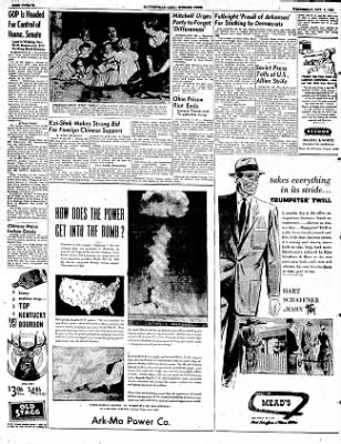 The Courier News from Blytheville, Arkansas on November 5, 1952 · Page 12