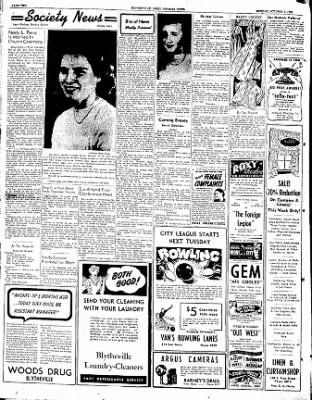 The Courier News from Blytheville, Arkansas on October 9, 1950 · Page 2