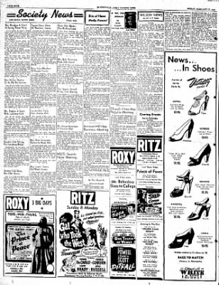 The Courier News from Blytheville, Arkansas on February 17, 1950 · Page 4