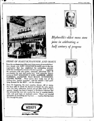 The Courier News from Blytheville, Arkansas on October 10, 1950 · Page 3