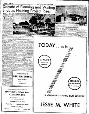 The Courier News from Blytheville, Arkansas on October 10, 1950 · Page 10