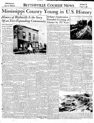 The Courier News from Blytheville, Arkansas on October 10, 1950 · Page 21
