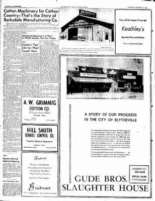 The Courier News from Blytheville, Arkansas on October 10, 1950 · Page 30