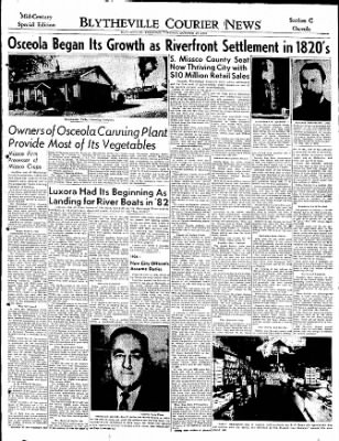 The Courier News from Blytheville, Arkansas on October 10, 1950 · Page 41