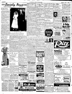 The Courier News from Blytheville, Arkansas on November 10, 1952 · Page 2