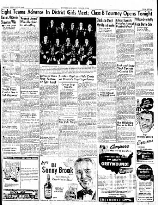 The Courier News from Blytheville, Arkansas on February 21, 1950 · Page 7