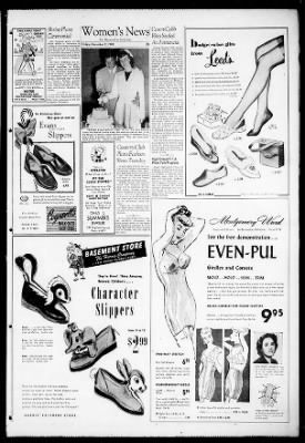 The San Bernardino County Sun from San Bernardino, California on December 9, 1949 · Page 38