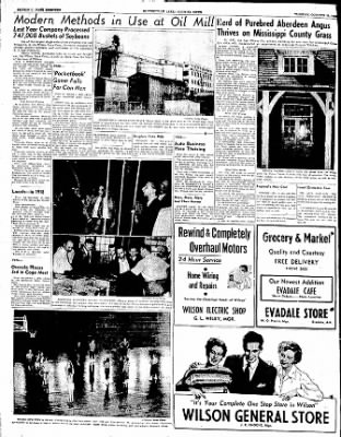 The Courier News from Blytheville, Arkansas on October 10, 1950 · Page 61
