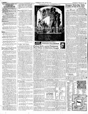 The Courier News from Blytheville, Arkansas on February 22, 1950 · Page 6
