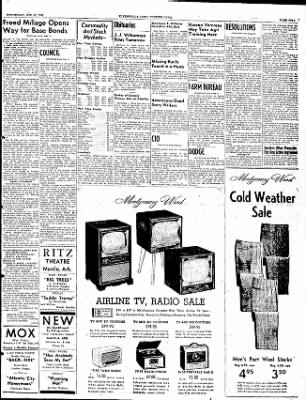 The Courier News from Blytheville, Arkansas on November 12, 1952 · Page 5