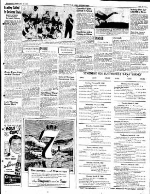 The Courier News from Blytheville, Arkansas on February 23, 1950 · Page 7