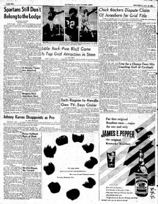 The Courier News from Blytheville, Arkansas on November 12, 1952 · Page 10