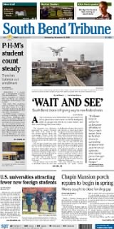 The South Bend Tribune