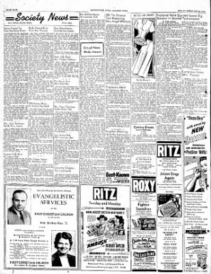 The Courier News from Blytheville, Arkansas on February 24, 1950 · Page 4