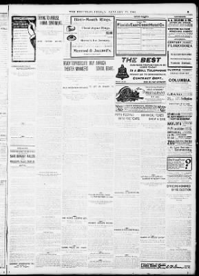 The St Louis Republic from St. Louis, Missouri on January 15, 1904 · Page 9
