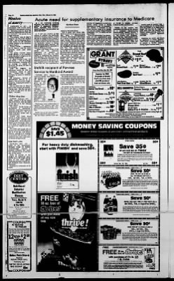 Beatrice Daily Sun From Beatrice Nebraska On March 14 1984 14
