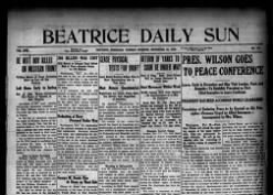 Beatrice Daily Sun