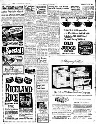The Courier News from Blytheville, Arkansas on November 13, 1952 · Page 14