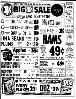 The Courier News from Blytheville, Arkansas on November 13, 1952 · Page 17