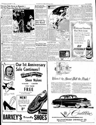 The Courier News from Blytheville, Arkansas on October 11, 1950 · Page 11
