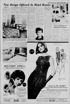 Lubbock Avalanche-Journal from Lubbock, Texas on May 2, 1965 · Page 66