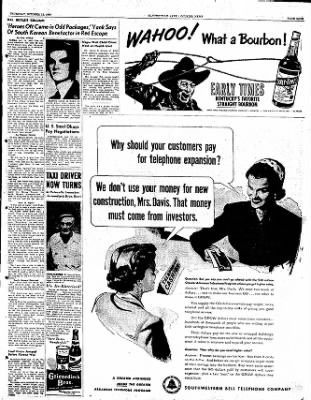 The Courier News from Blytheville, Arkansas on October 12, 1950 · Page 9