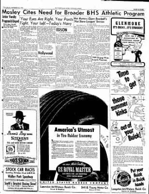 The Courier News from Blytheville, Arkansas on October 12, 1950 · Page 11