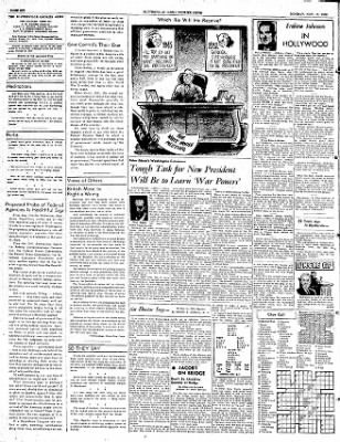 The Courier News from Blytheville, Arkansas on November 17, 1952 · Page 6