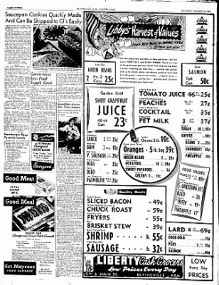 The Courier News from Blytheville, Arkansas on October 12, 1950 · Page 16
