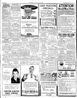 The Courier News from Blytheville, Arkansas on March 1, 1950 · Page 10