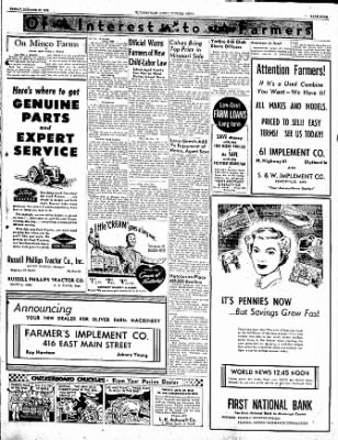 The Courier News from Blytheville, Arkansas on October 13, 1950 · Page 9