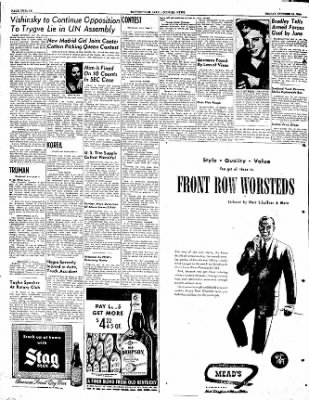 The Courier News from Blytheville, Arkansas on October 13, 1950 · Page 12