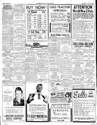 The Courier News from Blytheville, Arkansas on March 2, 1950 · Page 14