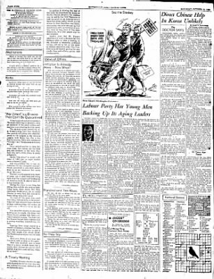 The Courier News from Blytheville, Arkansas on October 14, 1950 · Page 4