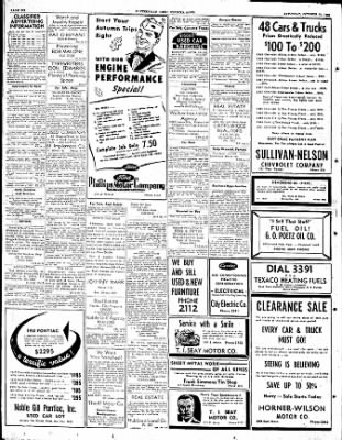 The Courier News from Blytheville, Arkansas on October 14, 1950 · Page 6