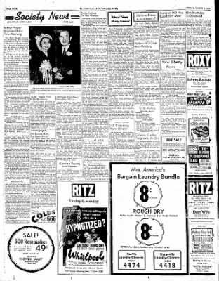 The Courier News from Blytheville, Arkansas on March 3, 1950 · Page 4
