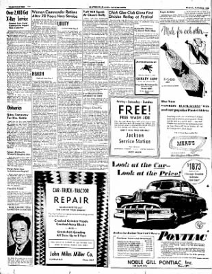 The Courier News from Blytheville, Arkansas on March 3, 1950 · Page 14