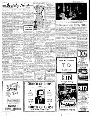 The Courier News from Blytheville, Arkansas on March 4, 1950 · Page 2