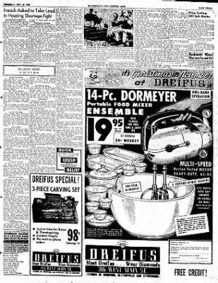 The Courier News from Blytheville, Arkansas on November 20, 1952 · Page 3