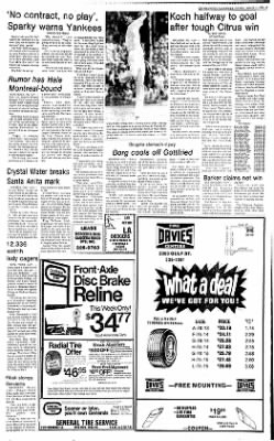 The Bakersfield Californian from Bakersfield, California on March 7, 1977 · Page 17