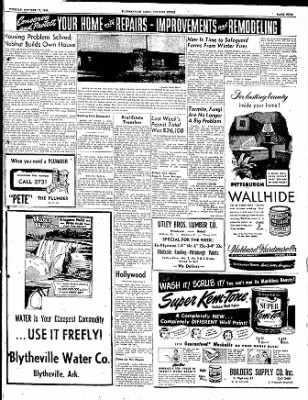 The Courier News from Blytheville, Arkansas on October 17, 1950 · Page 9