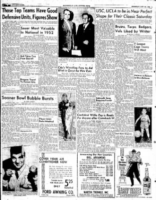 The Courier News from Blytheville, Arkansas on November 20, 1952 · Page 10