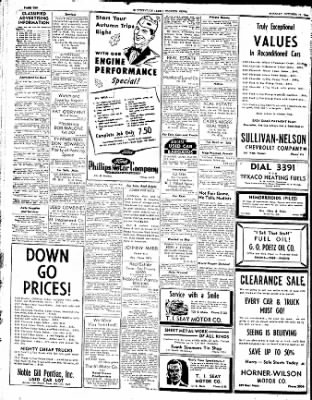 The Courier News from Blytheville, Arkansas on October 17, 1950 · Page 10