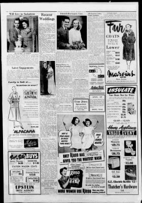 Star-Phoenix from Saskatoon, Saskatchewan, Canada on September 28, 1950 · 12