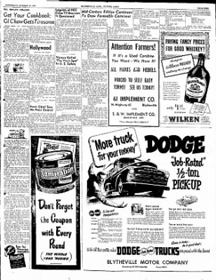 The Courier News from Blytheville, Arkansas on October 18, 1950 · Page 9