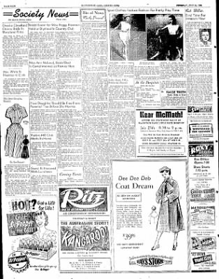 The Courier News from Blytheville, Arkansas on July 24, 1952 · Page 4